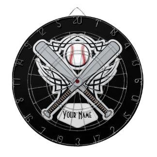 Personalized Baseball Sports Dartboard