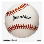 Personalized Baseball Wall Decal<br><div class='desc'>Baseball Wall Decal Perfect for the Man Cave or Boy&#39;s Teen&#39;s Bedroom or Game Room Personalized with his name!</div>
