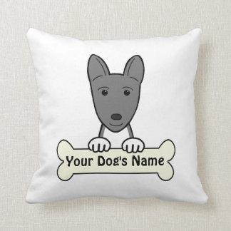 Personalized Basenji Pillows