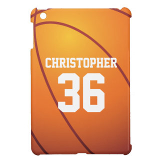 Personalized Basketball Case For The iPad Mini