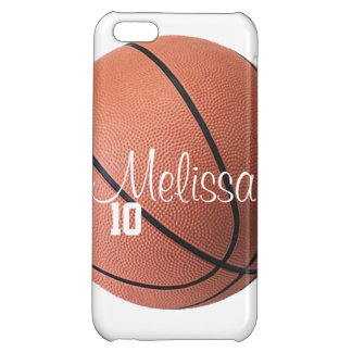 Personalized Basketball Cover For iPhone 5C