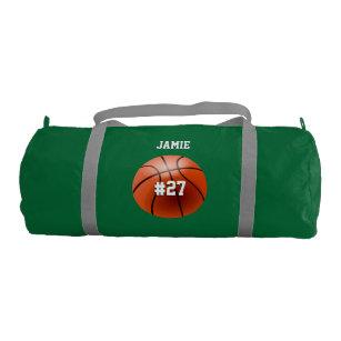 Personalized Basketball Duffle Bag 8ba7a30914ff6