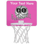 Personalized Basketball Gifts for Girls Mini HOOP Mini Basketball Backboard