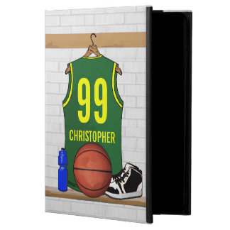 Personalized Basketball Jersey (GY) Powis iPad Air 2 Case
