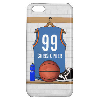 Personalized Basketball Jersey (LB) Cover For iPhone 5C