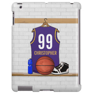 Personalized Basketball Jersey (PG)