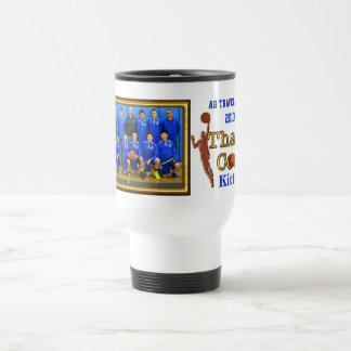 PERSONALIZED Basketball Mug with Your Team Picture