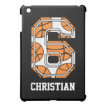Personalized Basketball Number 6 Cover For The iPad Mini