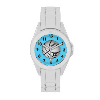 Personalized Basketball Watches, Coach, Players
