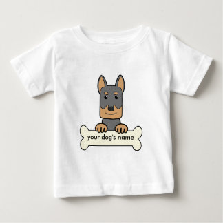 Personalized Beauceron Baby T-Shirt