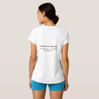 Personalized Beauticians T Shirt