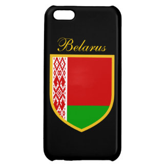 Personalized Belarus Flag Case For iPhone 5C