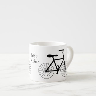 Personalized Bicycle Design Espresso Cup