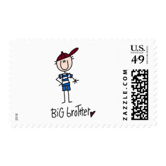 Personalized Big Brother Tshirts and Gifts Stamps