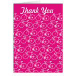 Personalized Bike note cards