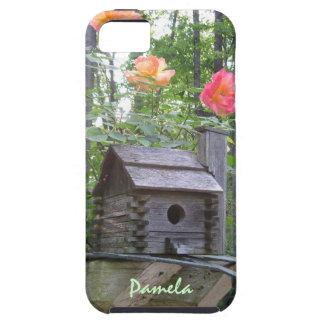 Personalized: Birdhouse iPhone 5 Case