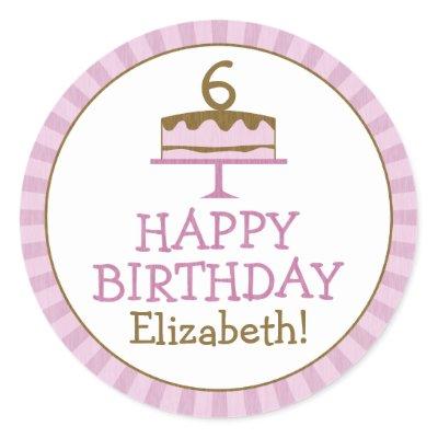 happy birthday cake wallpaper. Personalized Birthday Cake