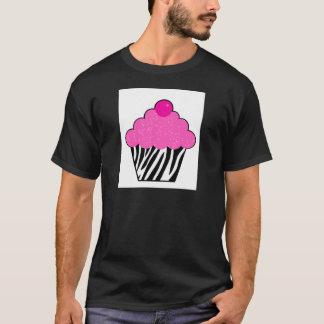 Personalized Birthday Cupcake T-shirt