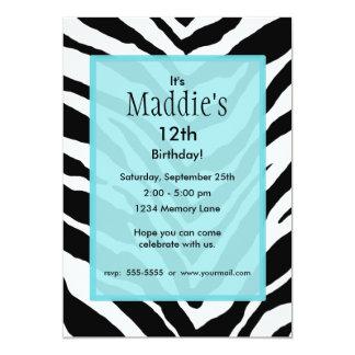 Personalized Birthday Invitation