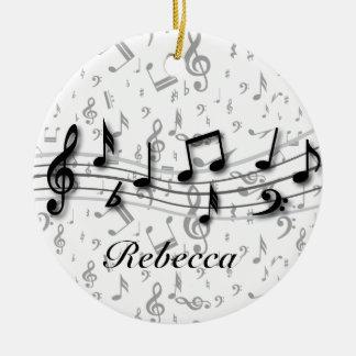 Music Lover Ornaments & Keepsake Ornaments | Zazzle