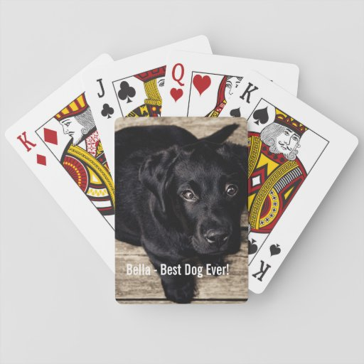 Playing Card Personalized  Designs