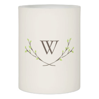 Personalized | Blissful Branches Flameless Candle