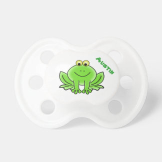 Personalized BooginHead® Custom Pacifier BooginHead Pacifier
