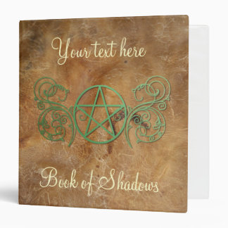 Personalized Book of Shadows Binder