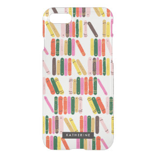 Personalized Bookworm iPhone 8/7 Case