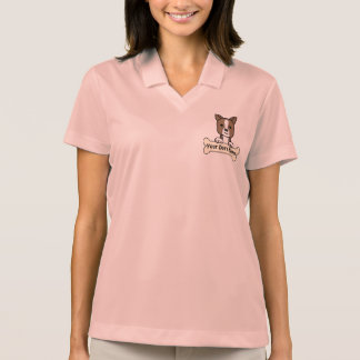 Personalized Boston Polo T-shirt