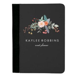 Personalized Botanical Padfolio