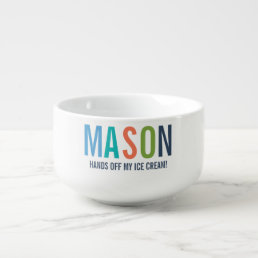 Personalized Bowl for Kids