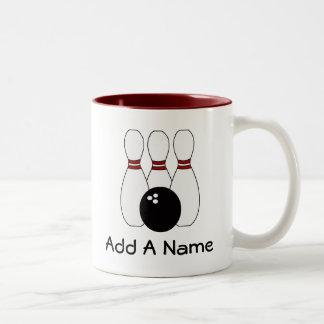 Personalized Bowling Mug Gift
