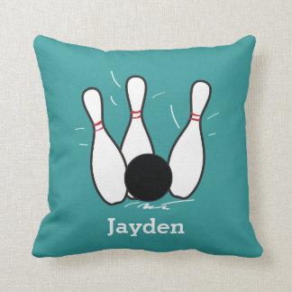 Personalized Bowling Pillow CBendel Designs