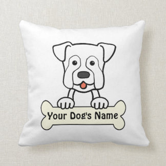 Personalized Boxer Pillows