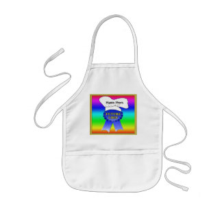 PERSONALIZED Boys and Girls Aprons for Cooking