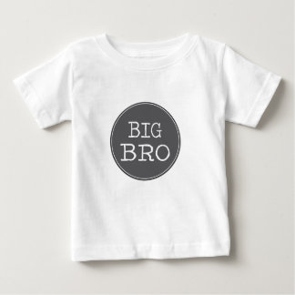 Personalized Boys Big Brother Gifts Baby T-Shirt
