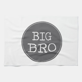 Personalized Boys Big Brother Gifts Hand Towels