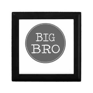 Personalized Boys Big Brother Gifts Jewelry Box