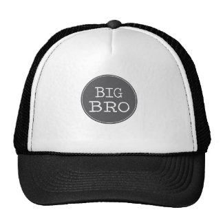 Personalized Boys Big Brother Gifts Trucker Hat