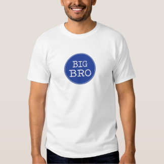 Personalized Boys Big Brother Shirts