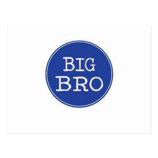 Personalized Boys Big Brother Shirts Postcard