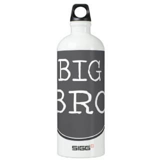 Personalized Boys Big Brother Water Bottle