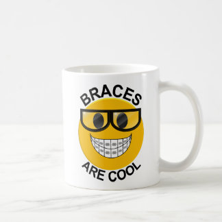 Personalized Braces Are Cool Dentist Mug