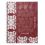 Personalized Bridal Notebook Journal Planner
