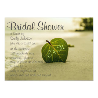 Personalized Bridal Shower Invitations