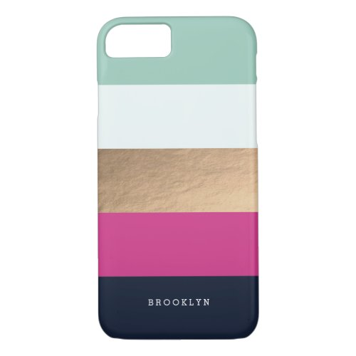 Personalized   Bright Heues Phone Case