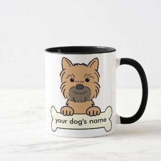Personalized Brussels Griffon Mug