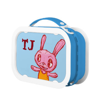 Personalized Bunny Yubo Lunch Box