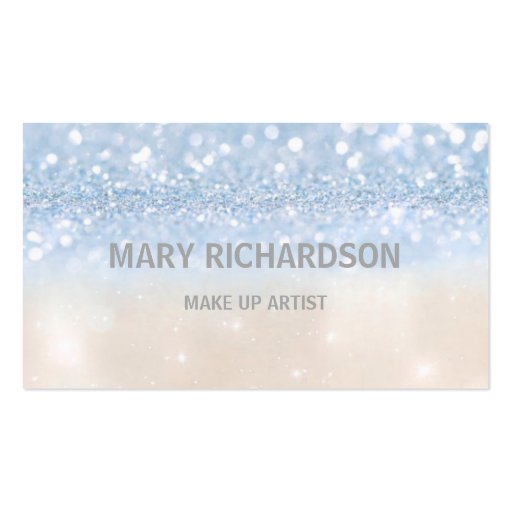 Personalized Business Card Make UpStylist